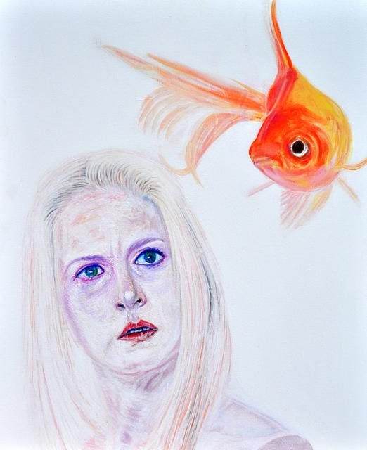 , 'Red Imperialist Serias III,' 2015, Anna Laudel
