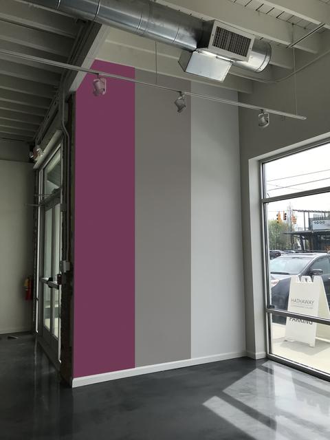 Steve Locke, 'Three Deliberate Grays for Freddie (A Memorial for Freddie Gray)', 2018, HATHAWAY | Contemporary Gallery