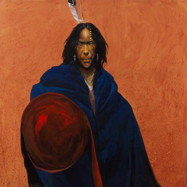 , 'Moon Shaman,' 2018, Endeavor Fine Art