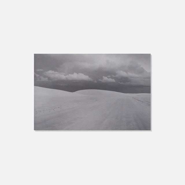 Bernard Plossu, 'White Sands', 1980, Wright
