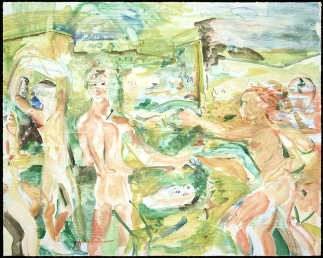 Cecily Brown, 'Untitled ', 2014, Two Palms