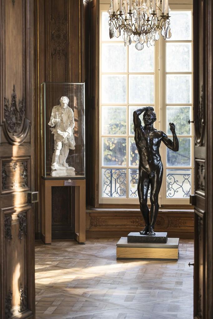 Musée Rodin 2015, Auguste Rodin, L'âge d'Airain © agence photographique du musée Rodin, J. Manoukian