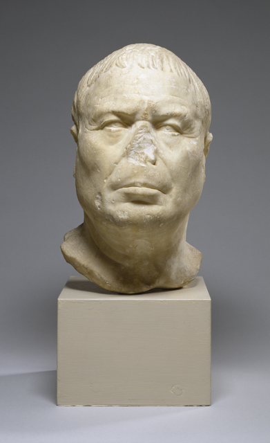 'Portrait of a Man', ca. 40 B.C., Walters Art Museum
