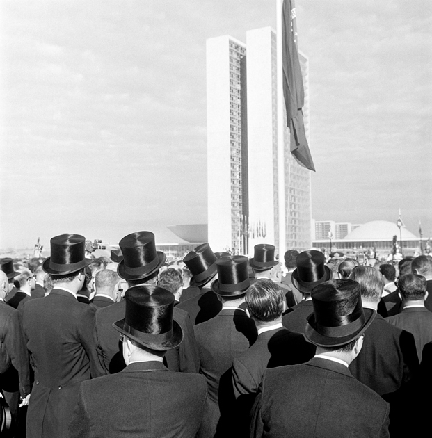 , 'Brasília – Cartolas /Top hats,' 1960, Galeria Lume