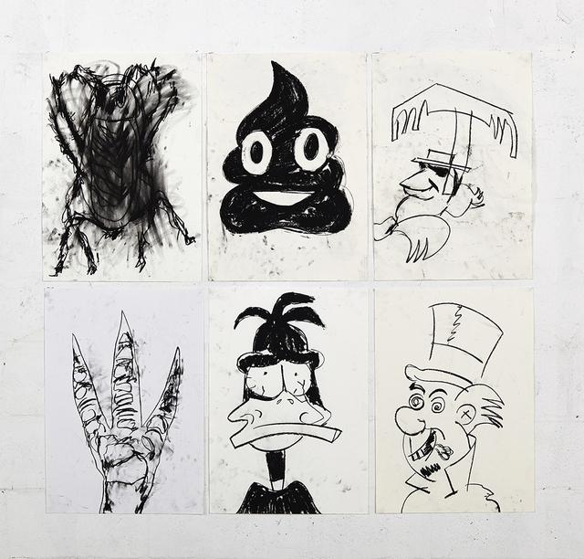 Cameron Platter, 'Acid Heads & Cockroaches', 2015, LUNDGREN GALLERY