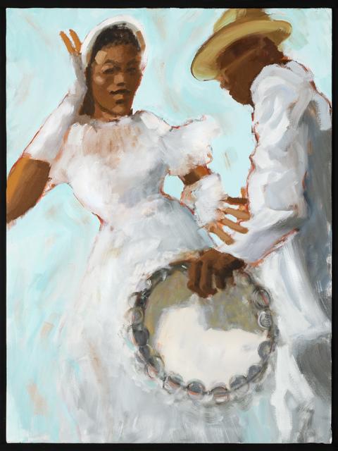 , 'Tambourine Man,' 2017, Adelson Galleries