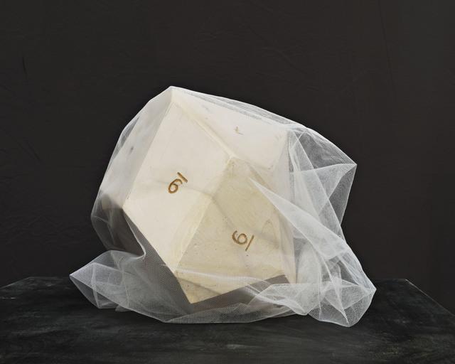 , 'Étude pour la Pierre au voile Mouvements #5,' 2015, Galerie Greta Meert