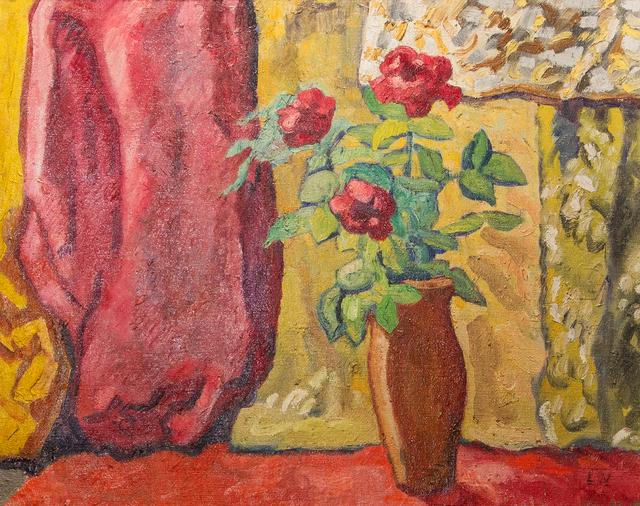 Louis Valtat, 'Vase de Roses', 1938, Painting, Oil on canvas, Taylor | Graham
