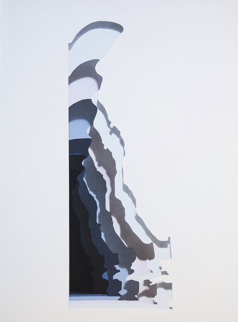 1010, 'Abyss_54', 2015, Hashimoto Contemporary