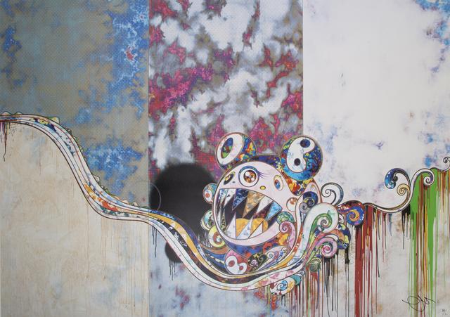 Takashi Murakami, '727x777', 2016, Julien's Auctions