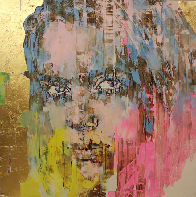 , 'Di Gold Experience 383,' 2018, Galleria Ca' d'Oro