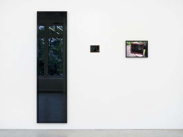 , 'Study in Black III,' 2010, Galerie Nordenhake