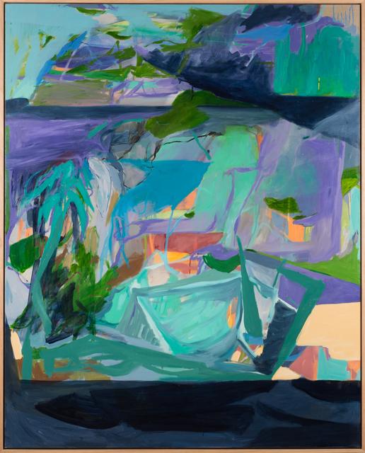, 'Great Barrier Island/Tryphena/Boat,' 2015, Edwina Corlette Gallery