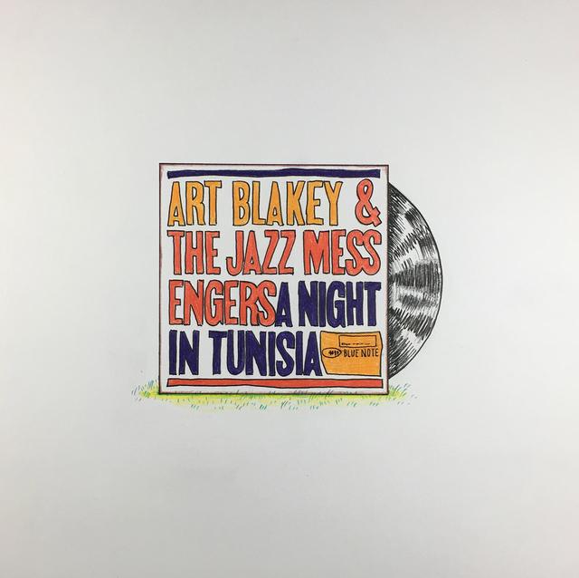 , 'A Night in Tunisia,' , Miller Yezerski Gallery