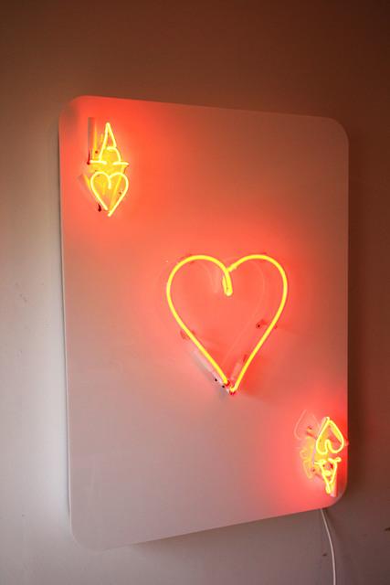 , 'Ace of Hearts,' 2016, Lawrence Alkin Gallery