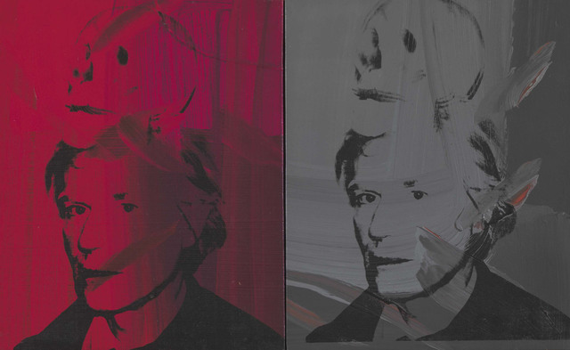 Andy Warhol, 'Self-Portrait with Skull', 1978, The Whitworth