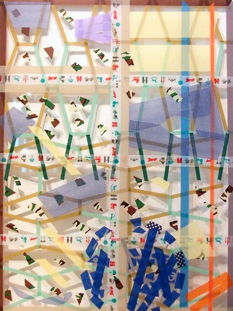 , 'Jixiang Village - Idle Time 1,' 2016, Powen Gallery