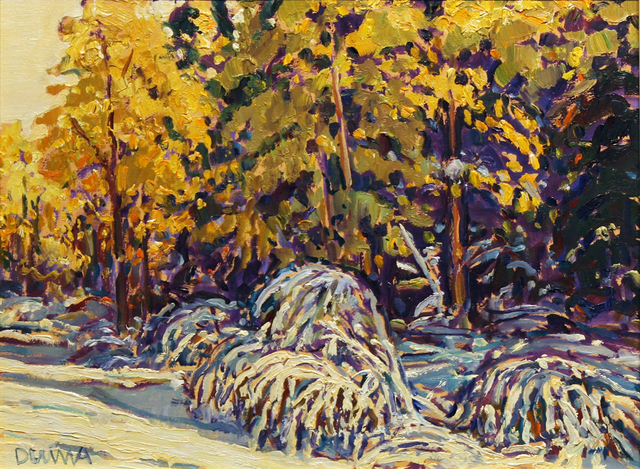 , 'First Snowfall (#33.14),' , Wallace Galleries