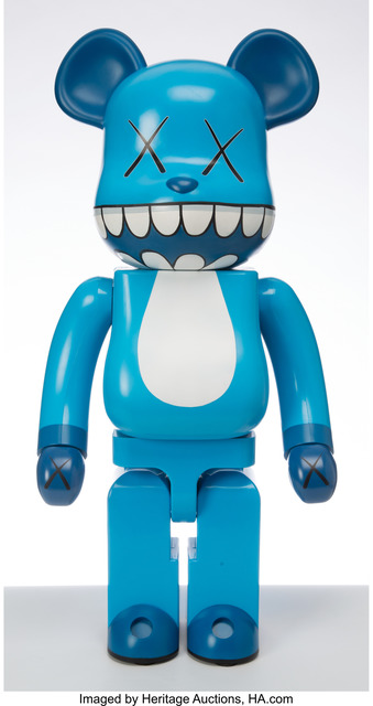 KAWS, 'Chompers BE@RBRICK 1000%', 2003, Heritage Auctions