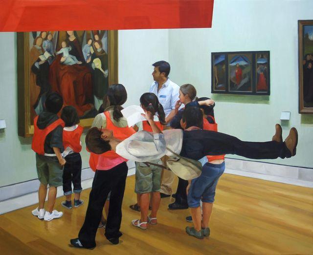 , 'DOBLE DOS,' 2011, Galería Juana de Aizpuru