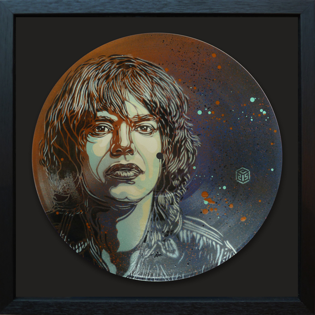 , 'Mick Jagger,' 2017, StolenSpace Gallery