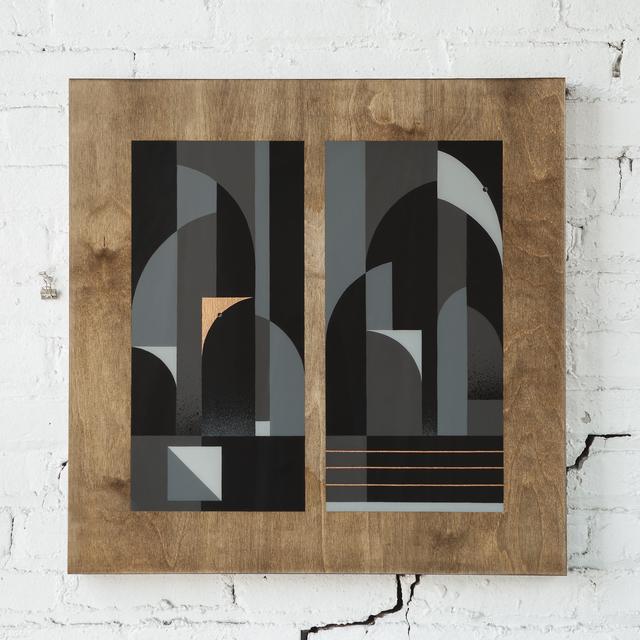 , 'II,' 2016, Mirus Gallery