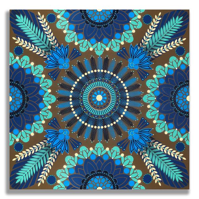 , 'Kaleidoscopic Nature 8,' 2018, Jonathan LeVine Projects