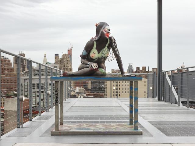 , 'Mermaid (Becky),' 2008-2015, Whitney Museum of American Art