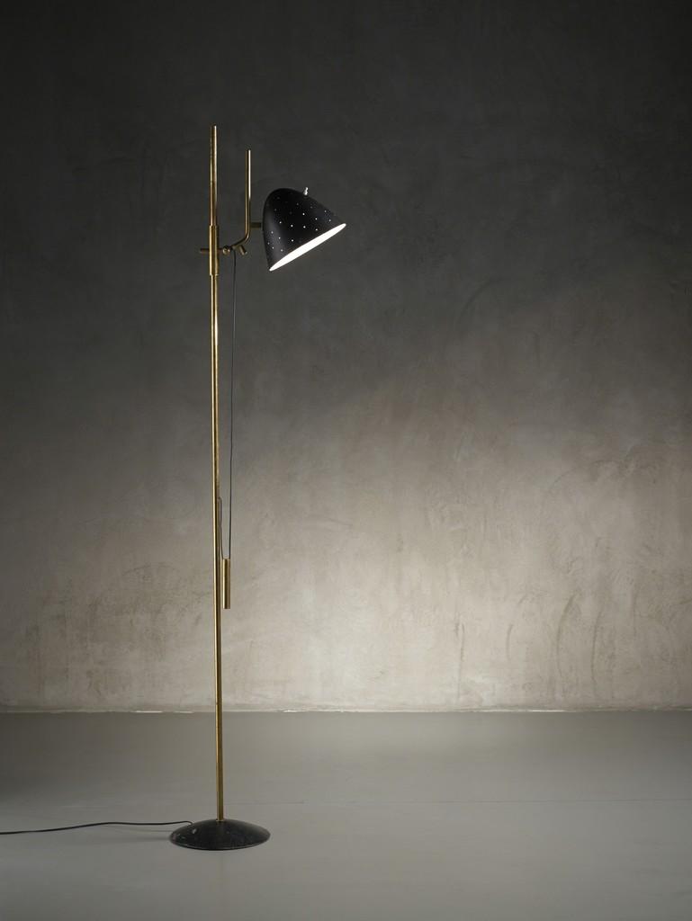 Gino Sarfatti, 'Rare prototype floor lamp mod. 1054,' ca. 1950, Nilufar Gallery