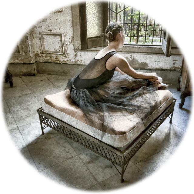 , 'Seated Dancer,' , Soho Photo Gallery