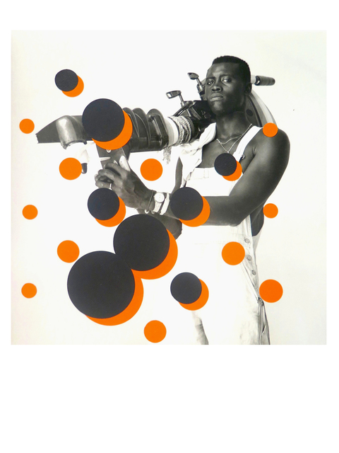 , 'Ousmane,' 2016, Galerie Cécile Fakhoury - Abidjan