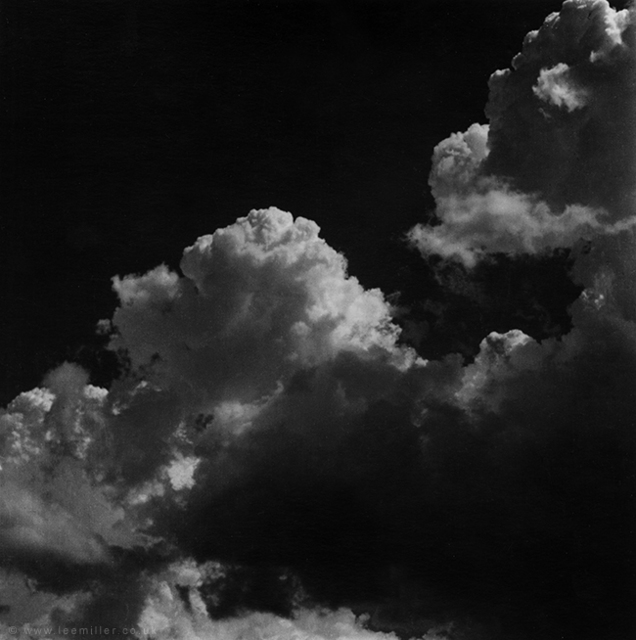 , 'Clouds, Niagara Falls, New York State, USA,' 1934, °CLAIR Galerie