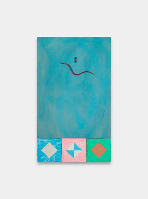Carlos Zilio, 'a quarela do brasil', 1979, Galeria Raquel Arnaud