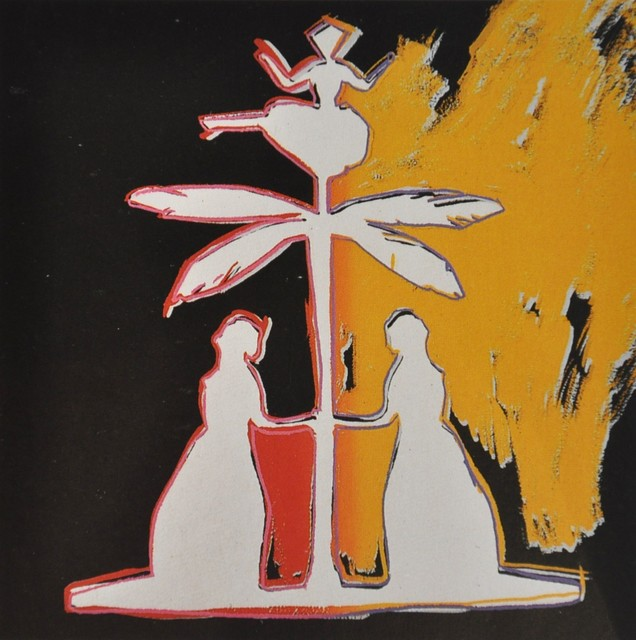 Andy Warhol, 'Hans Christian Andersen (FS II.399)', 1987, Print, Screenprint on Lenox Museum Board, Revolver Gallery