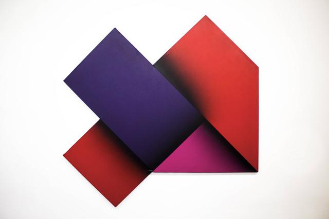 , 'Fuego Triulado,' 1967, Leon Tovar Gallery