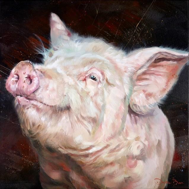 , 'Piggy Small,' 2018, Clarendon Fine Art