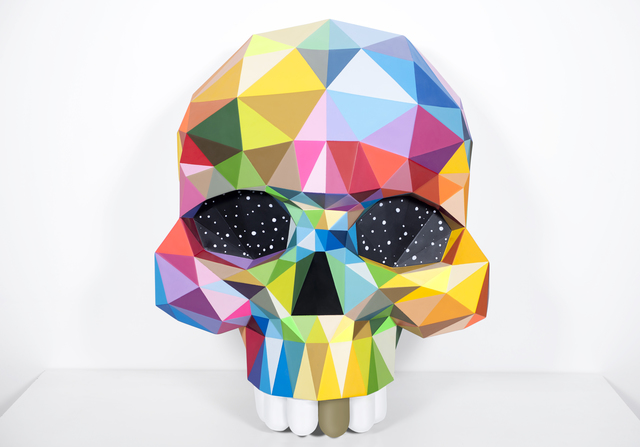 , 'Skull,' 2018, Mirus Gallery