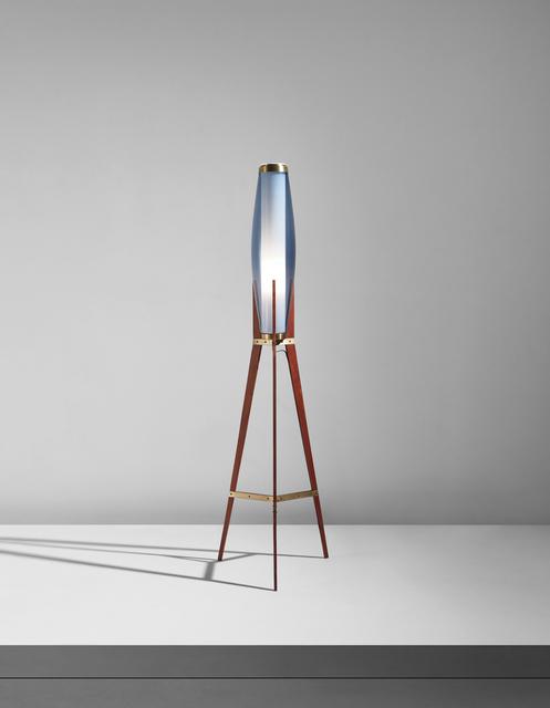 Svend Aage Holm Sørensen, 'Tripod floor lamp', circa 1959, Phillips