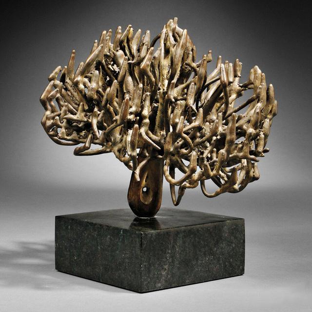 , 'Untitled (Tree Form),' ca. 1970, Rena Bransten Gallery
