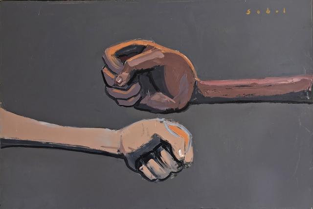 Jonathan Sobol, 'Rock Rock', 2019, M.A. Doran Gallery