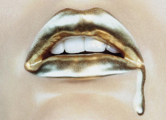 , 'Bold Gold #2,' 2006, CHRISTOPHE GUYE GALERIE