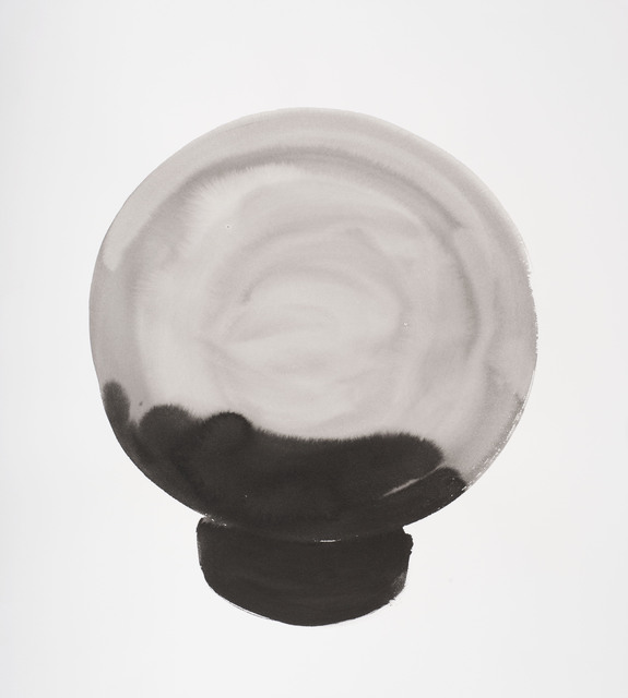, 'Crystal Ball Work on Paper #4,' 2012-2013, Jane Lombard Gallery