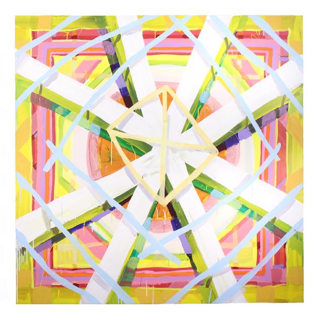 , 'Pink Diamond,' 2018, Rick Wester Fine Art
