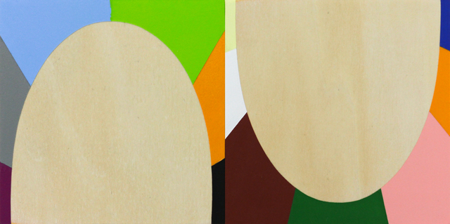 , 'Silver Tongued (study),' 2014, (bis) oficina de proyectos