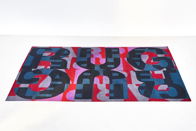 , 'Carpet Rug,' 2015, Equator Production