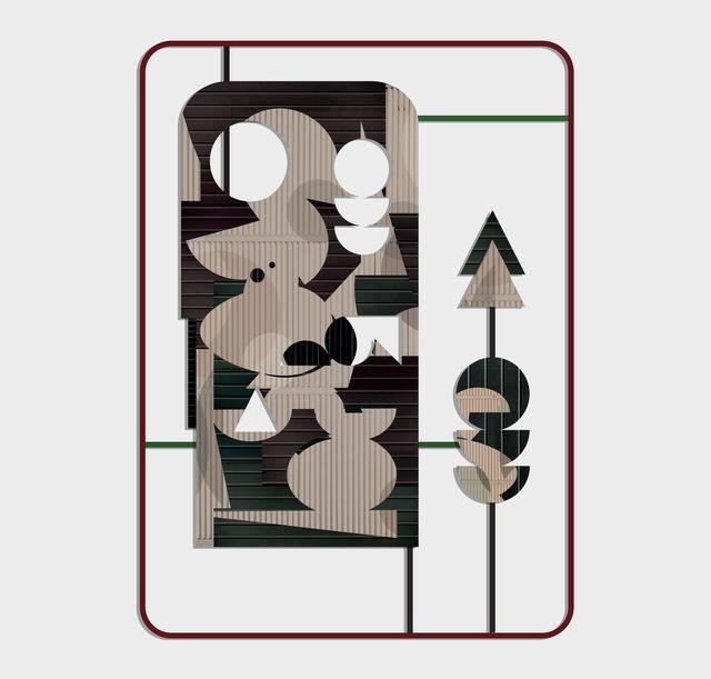 , 'Three (Fav!) ,' 2018, Ponce + Robles