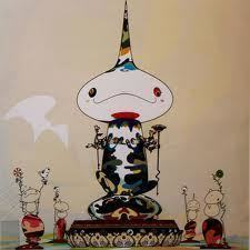 Takashi Murakami, 'Reverse Double Helix-Megapower', 2005, Vertu Fine Art