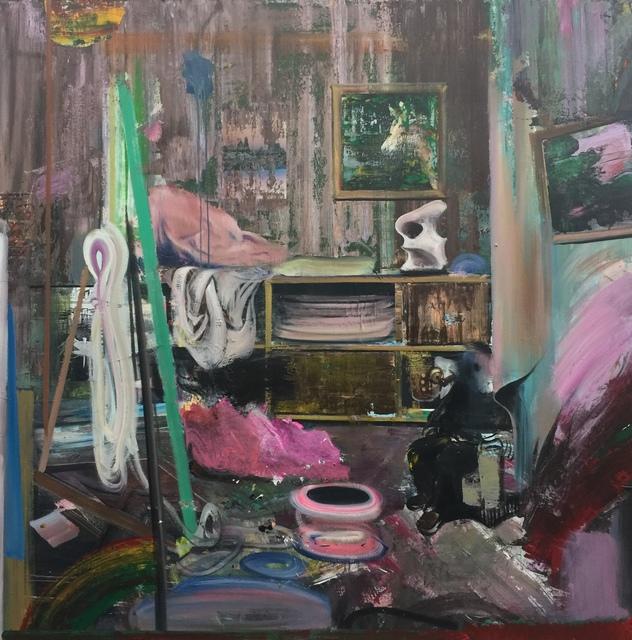 , '室内景 Indoor Scene,' 2017, Tang Contemporary Art