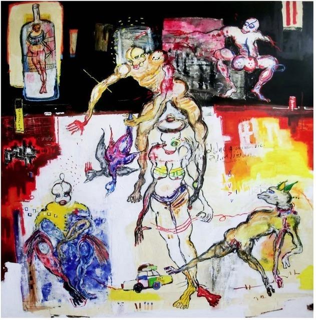 , 'Belle offrande,' 2012, In Situ - Fabienne Leclerc