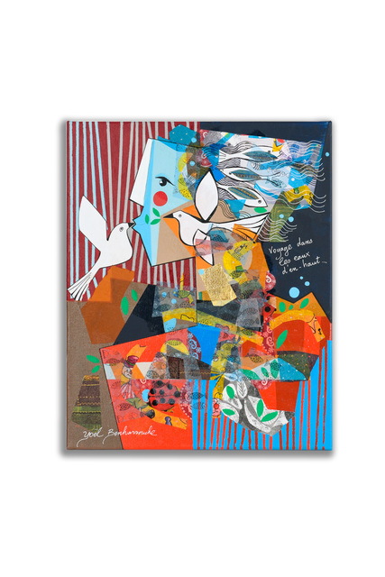 Yoël Benharrouche, 'Voyage dans les Eaux d'en haut ', 2019, Eden Fine Art
